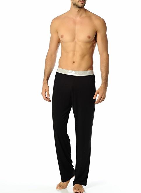 Blackspade Erkek Pijama - Alt Siyah